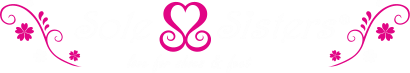 Sole Sisters love for shoes and feet logo